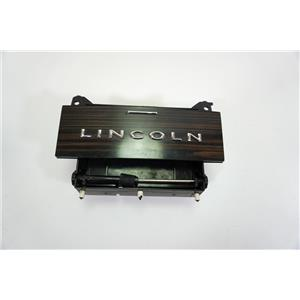 2006-2008 Lincoln Mark Dash Ashtray Storage Compartment Dark Woodgrain Bracket