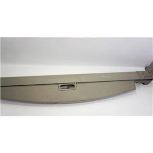 2010-15 Cadillac SRX Rear CargoTonneau Luggage Cover Retractable Shade Titanium