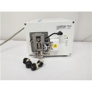 Rheos 2000 Flux Instruments MicroHPLC Pump