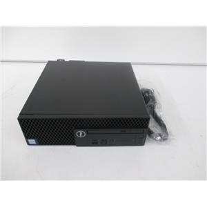 Dell YMP20 OptiPlex 3070 SFF Desktop i3-9100 3.6GHZ 8GB 500GB W10P