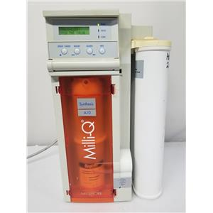 Millipore Milli-Q Synthesis A10 Water Purification System