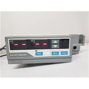 Sorin Group Cobe SAT/HCT Monitor