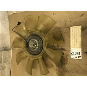 2003-2007 F350 6.0L powerstroke diesel clutch fan tag at16012