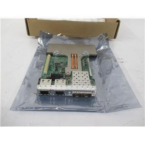 Dell 540-BBUR Quad Port Broadcom 57412 2x10Gb SFP+ + 5720, 2x1Gb Base-T, rNDC