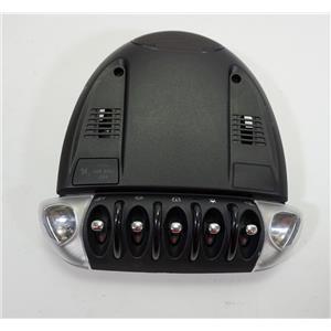 2007-2014 Mini Cooper Overhead Console Dome Map Lights Sunroof Switch