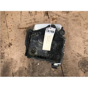 2008-2010 Ford F350 6.4L powerstroke battery box winshield washer bottle at16166