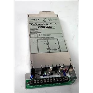 TDK-LAMBDA VEGA 650 POWER SUPPLY