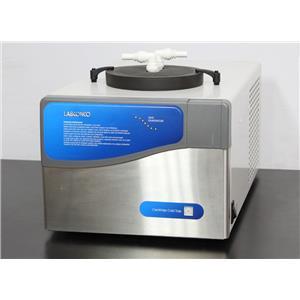 Labconco CentriVap -50°C Benchtop Cold Trap Aqueous 4L Collector 7811020
