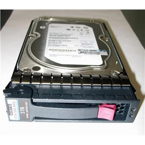 "HP QR479A 687045-001 3TB SAS MDL 6G DP 7.2K HDD LFF 3.5"" EVA M6612 NEW"