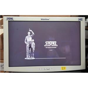 "KARL STORZ ENDOSCOPE SC-WU26-A1515 26"" WIDEVIEW HD MONITOR"