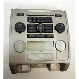 Ford Escape 08-12 Mariner 08-11 Radio Climate Dash Trim Bezel Stereo Controls
