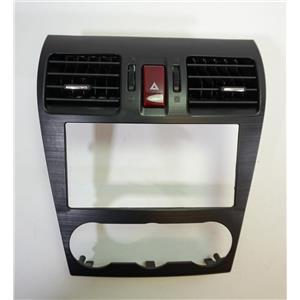 12-14 Subaru Impreza Radio Climate Dash Trim Bezel Vents Hazard Switch