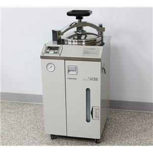 Yamato SM300 Vertical Autoclave High-Pressure Steam Sterilizer Drying 32 Liter