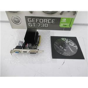 nVIDIA 02G-P3-1733-KR EVGA GeForce GT 730 Graphics Card
