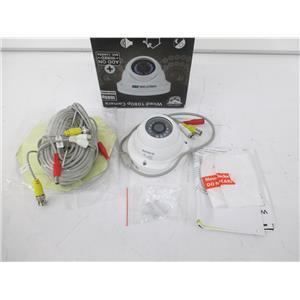 Night Owl CAM-HDA10W-DMA Add On 1080p HD Wired Security Dome Camera
