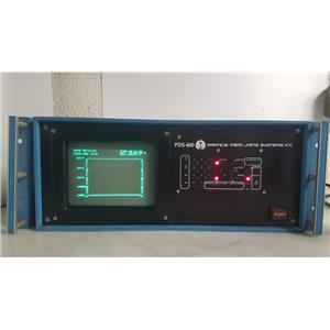 PMS PDS-400 PARTICLE MEASURING SYSTEM