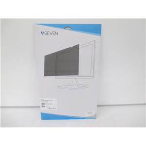"""V7 PS21.5W9A2-2N V7 21.5"""" Privacy Filter for Monitor - 16:9 Aspect Ratio - NOB"""