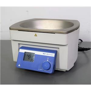 IKA HB-10 D S1 Digital Heating Water / Silicone Oil Bath w/ 90-Day Warranty