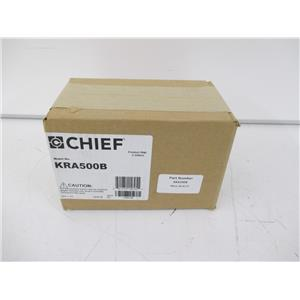 Chief KRA500B Chief KRA500 Series Desk Clamp Adapter (Black) - SEALED