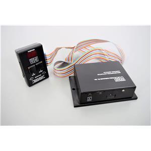 Used: VICI Valco Instr. Multi Position Actuator Control Module EMHCA-CE w/ Warranty