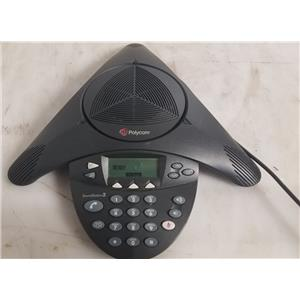 POLYCOM SOUNDSTATION 2 2201-16200-601 CONFERENCE PHONE