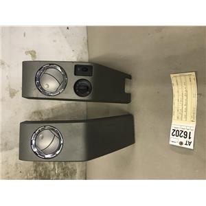 2008-2010 Ford F350 Powerstroke outer dash bezels tag at16202