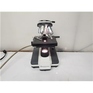 Fisher Science S90009A Illuminating Microscope w/ Objectives (As-Is)