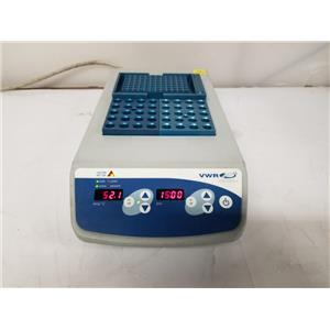 VWR Digital Heat Block 12621-096 w/ 3x Well Blocks