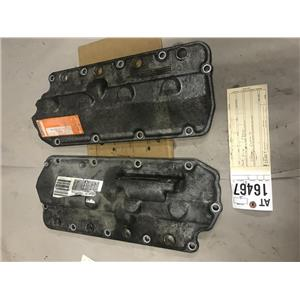 2008-2010 Ford F350 6.4L powerstroke valve covers at16467