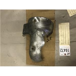 2008-2010 Ford F350 6.4L powerstroke turbo heat shield at16472