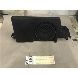 2008-2013 Ford F350  Lariat factory sub and amplifier at16244 7c3t-18c804-af3gax