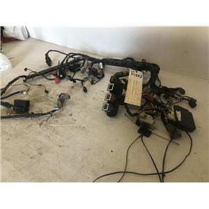 1999-2003 Ford F350  dash wiring harness p/nyc3t 14401 p260z ans as31942
