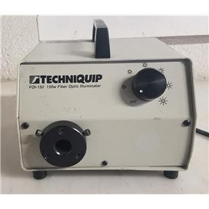 TECHNIQUIP FOI-150 150 WATT FIBER OPTIC ILLUMINATOR