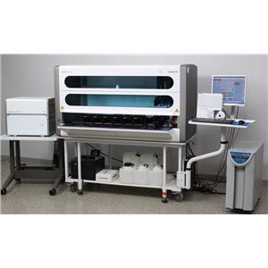 Roche Cobas 4800 w/ x 480 Sample Prep & z 480 Analyzer w/ Software x480 z480 PCR
