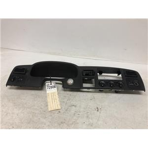 2005-2007 Ford f350 XLT dash bezel and heater controls as72806