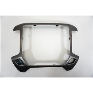 2014-18 Chevrolet Silverado Sierra Center Dash Bezel Driver Heated Seat Switch