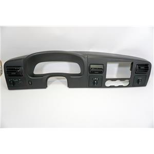 2005-2007 Ford F250 F350 Dash Trim Bezel with Vents, 4WD, Fog and Light Switch