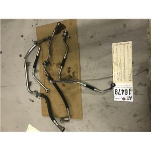 2008-2010 Ford F350 6.4L powerstroke fuel lines tas at16479