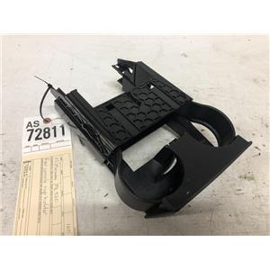 1998-2005 Mercedes ML320 woodgrain console rear cup holder as72811