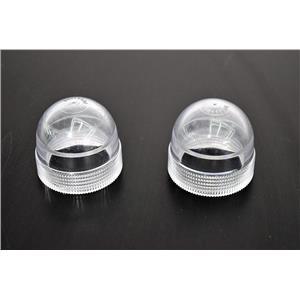 Used: Thermo Scientific 5011788 50mL Conical Vessel Aerosol Tight Caps Set of 2