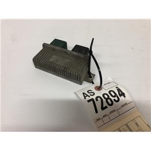 2003-2007 F350 6.0L powerstroke glow plug module tag as72894