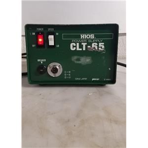 HIOS CLT-65 POWER SUPPLY
