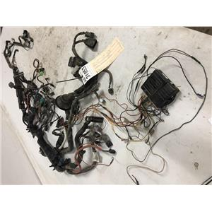 2005-2007 Ford F250/F350 Powerstroke Lariat dash wiring harness as31953