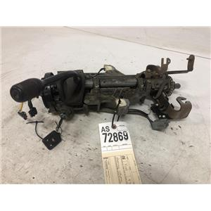 2005-2007 Ford F250/F350 tilt steering column tag as72869