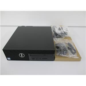 Dell 9RMHY Precision 3430 SFF Workstation Xeon E-2124 16GB 256GB M.2 W10P w/WARR