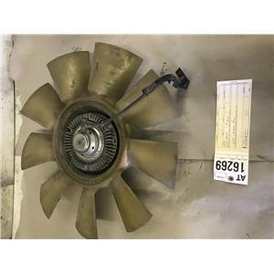 2003-2007 F350 6.0L powerstroke diesel clutch fan tag at16269