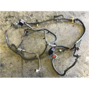 2003 Ford F350 Powerstroke 6.0L transmission wiring harness tag at16280