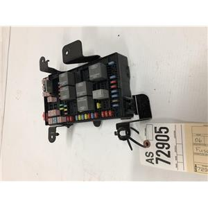 2005-2007 Ford F250/F350 under dash fuse box 6c3t-14a067-ad as72905