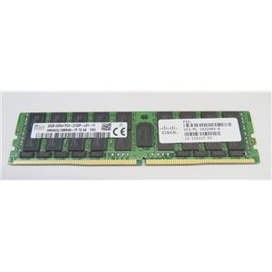 Cisco 15-102217-01 | Hynix HMA84GL7AMR4N-TF 32GB PC4-2133P DDR4 ECC Memory RAM