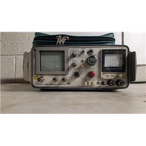 TEKTRONIX 1502C METALLIC TDR CABLE TESTER